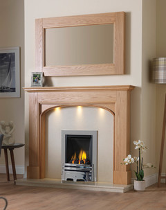 Heartwood Fire Surround