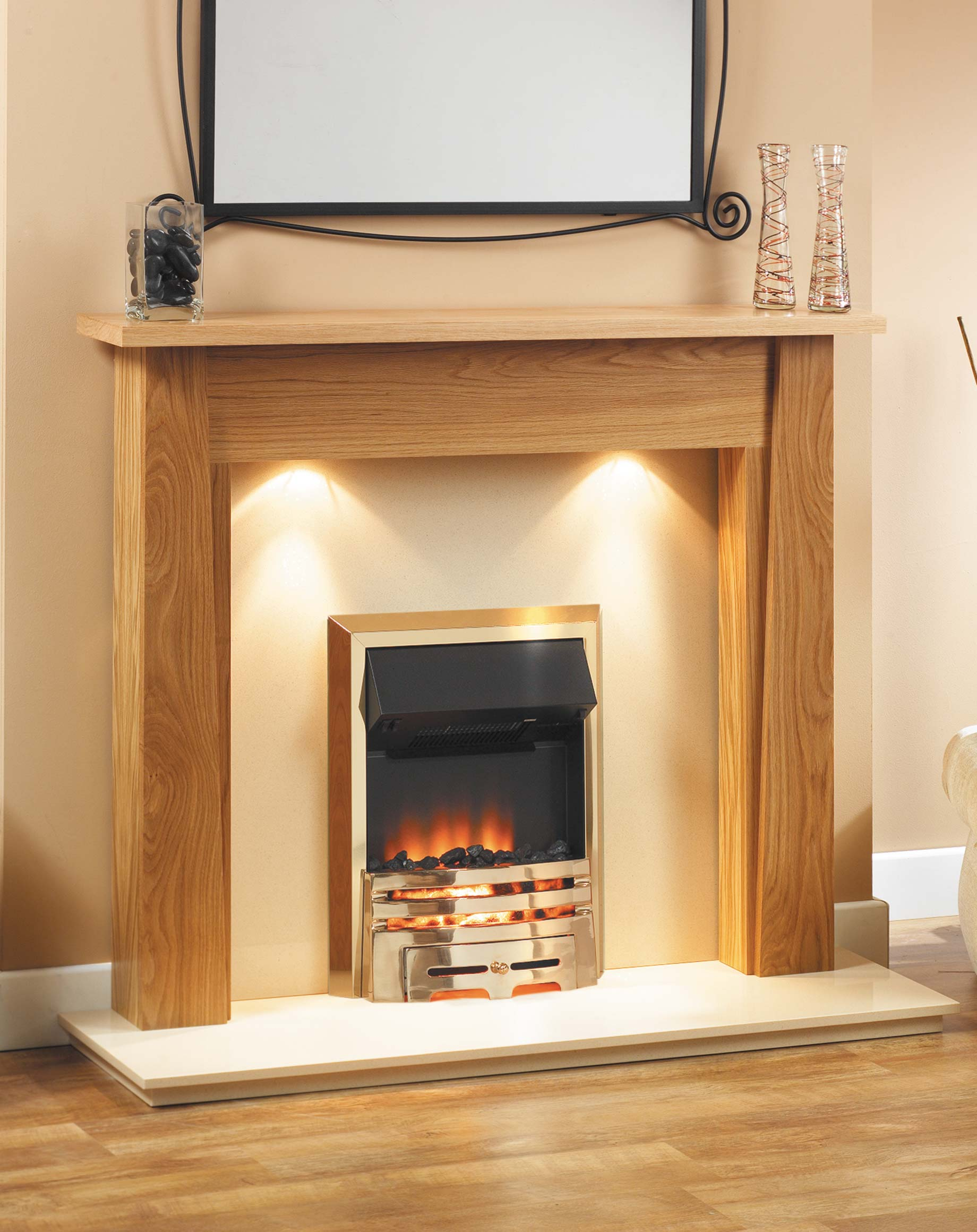 Marvelous Fires And Surrounds Part - 9: Longford Fire Surround L. Hover To Zoom