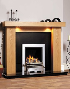 Manhattan Fire Surround