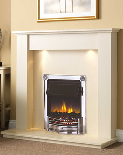 Horton Slimline Dimplex Electric Fire