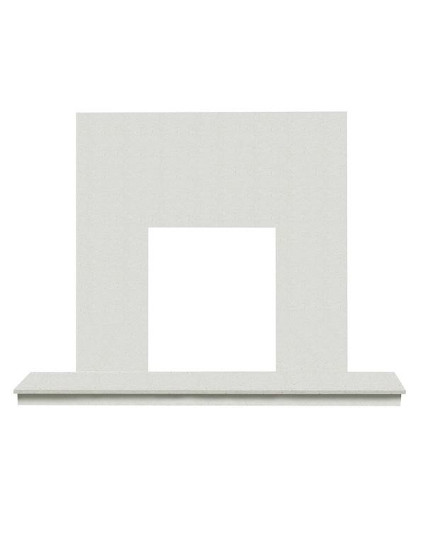 Carrara white large