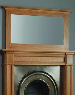 Cumnock Solid Oak Mirror