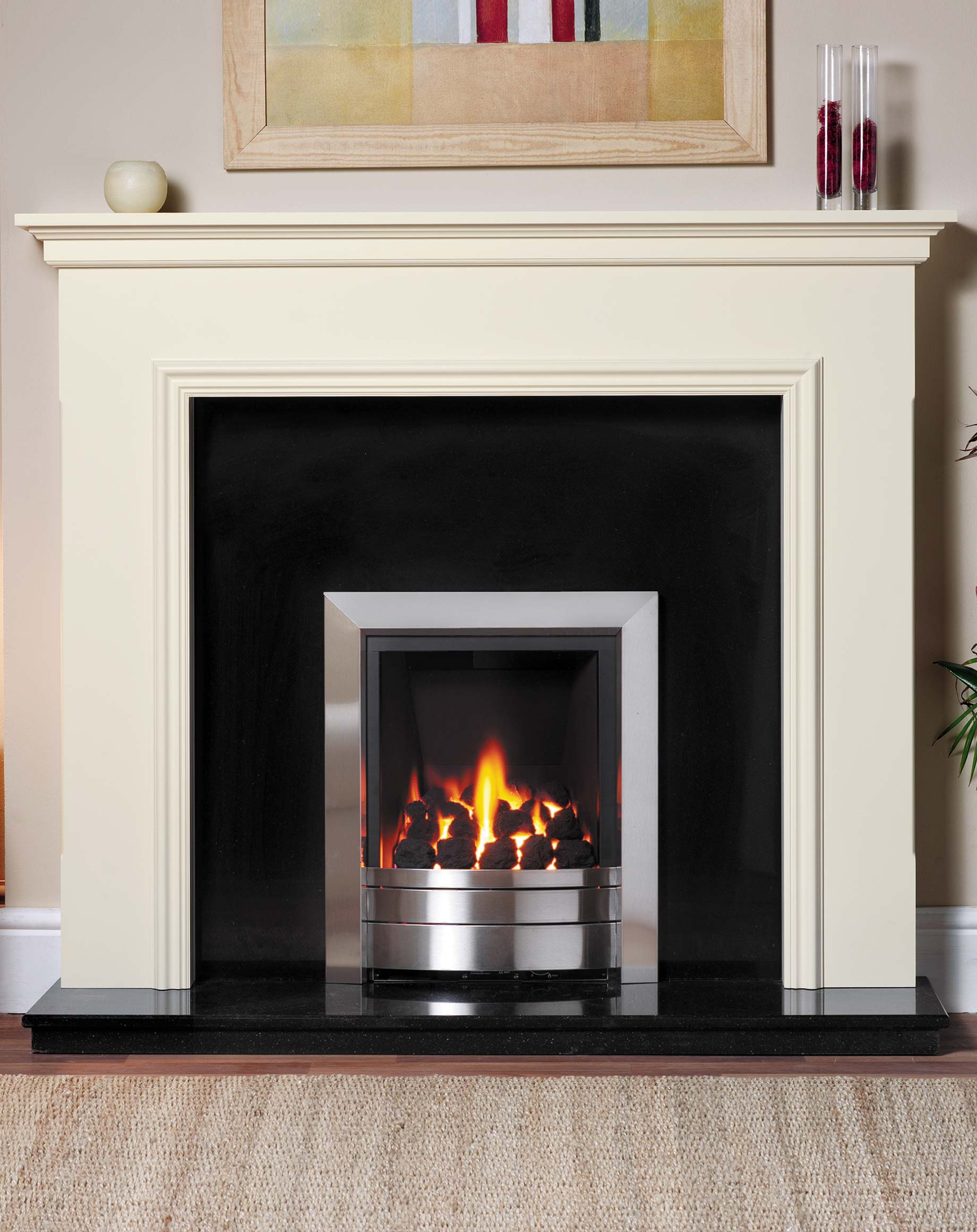Salisbury Wood Fire Surround Fires And Surrounds