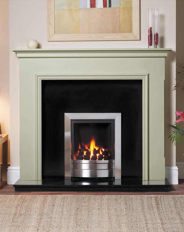 Sailsbury fire surround olive