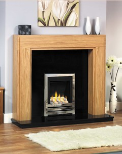 Solid Oak Hartford Surround