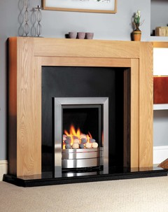 Solid Oak Hudson Surround