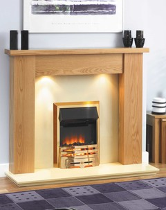 Solid Oak Jersey Surround