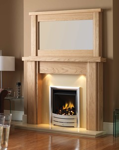 Solid Oak Montreal Surround