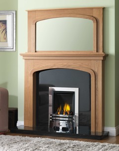 Solid Oak Phoenix Surround