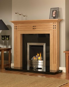 Solid Oak Seattle Surround