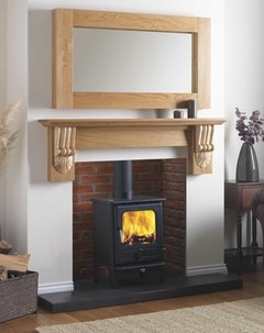 Winchester Floating Mantel