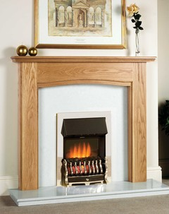 Solid Oak Chicago Surround